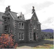 Glencarron Lodge (for 18)  & Cottage (5) - Highland