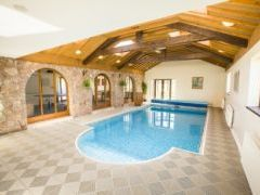 Brookway Lodge With Pool - Flintshire
