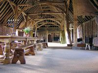 Tudor Barn - Suffolk